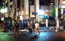 Người Duy Ngô Nhĩ trong vụ nổ bom ở Bangkok