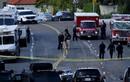 5 giờ đấu súng, thương thảo giữa kẻ tấn công với cảnh sát
