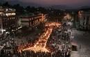 Chùm ảnh tưởng niệm một năm động đất ở Nepal