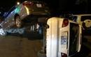 Camry gây tai nạn liên hoàn xôn xao thành phố Lào Cai