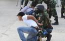 Bộ đội biên phòng Việt Nam - Trung Quốc diễn tập chống khủng bố
