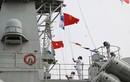 Cận cảnh lễ thượng cờ 2 tàu tên lửa Molniya của Việt Nam