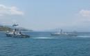 Tàu hộ vệ Việt Nam tham gia diễn tập Hải quân Asean