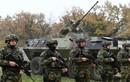 """Tận mắt xe bọc thép """"khủng"""" lá chắn của bộ binh Serbia"""