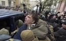 Cựu tổng thống Mikhail Saakashvili tuyệt thực sau khi bị bắt tại Ukraina