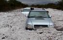 Mưa đá rơi dày 1,5m như tận thế ở Argentina