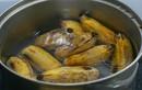 Đánh bay thân hình nặng mỡ với 4 quả chuối luộc mỗi ngày