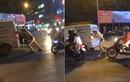 Video: Ô tô chết máy giữa đường và hành động đẹp của chiến sĩ CSGT