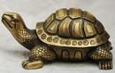 Những đại kỵ khi dùng tượng rùa phong thủy trong nhà