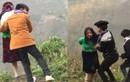 Video: Đua đòi người lớn, các bé trai vùng cao ôm và bắt vợ giữa ban ngày