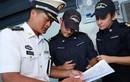Bám sát tàu chiến Trung Quốc diễu võ ở Địa Trung Hải