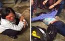 HN: Nghi bắt cóc trẻ con, 2 người phụ nữ bị vây đánh