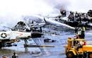 Tận mắt cách người Mỹ chữa cháy cho tàu sân bay
