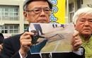 Hy hữu: Cửa trực thăng Mỹ rơi trúng đầu học sinh Nhật