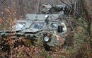 Mục kích BTR-4 Ukraine tập trận thị uy Nga