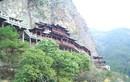 Kiến trúc độc của những ngôi chùa lưng chừng vách núi