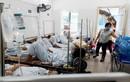 Hà Nội: quá tải bệnh nhân sốt xuất huyết, bác sĩ 'căng mình' chống dịch
