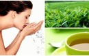 Những loại nước rửa mặt tự nhiên giúp trẻ hóa làn da