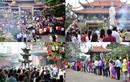 """Mùng 2 Tết Đinh Dậu 2017: Đường đến viếng chùa ở TPHCM """"kẹt cứng"""" người"""