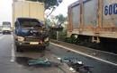 Bình Dương: Tài xế kêu cứu rồi gục chết sau cú tông kinh hoàng