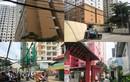 Thảm cảnh hẻm nhỏ dày đặc chung cư, cao ốc ở TPHCM