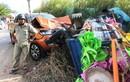 Ôtô gây tai nạn kinh hoàng, 2 người trên xe ba gác thương vong