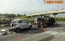 TNGT liên hoàn, 3 phụ nữ bị ô tô tông...hai lần