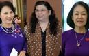 Chân dung 3 nữ ủy viên Bộ chính trị khóa XII