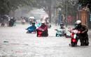 Thời tiết hôm nay (3/8): Hà Nội có mưa lớn, gió giật mạnh