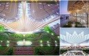 Hình ảnh chi tiết 3 thiết kế đề xuất xây sân bay Long Thành