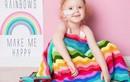Vẻ đẹp tan chảy của cô bé bị ung thư bạch cầu