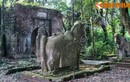 Khám phá lăng mộ đá cổ đồ sộ nhất xứ Thanh