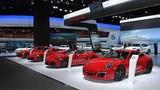 Chiêm ngưỡng một Porsche rất khác tại Detroit Motor Show 2015