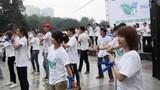 """Flash mob """"cực chất"""" hưởng ứng Ngày trái đất 2013"""