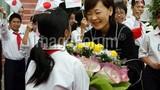 Hoạt động của Phu nhân Thủ tướng Nhật trong lần đầu thăm Việt Nam