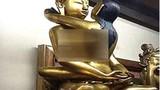 """Truy tìm nguồn gốc tượng Phật bị cho là """"dung tục"""""""