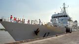 Cảnh sát biển Ấn Độ thăm Việt Nam