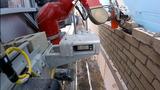 Xem robot trát vữa xây tường nhanh và chuẩn hơn người
