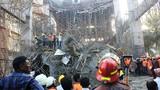 Sập nhà máy xi măng ở Bangladesh, 6 người chết