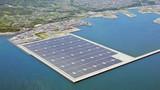 Nhà máy điện năng lượng mặt trời nổi đầu tiên thế giới
