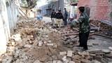Thương vong mới nhất trong thảm họa động đất ở Nam Á