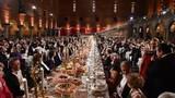 Hoành tráng tiệc chiêu đãi những nhân vật đoạt giải Nobel 2015