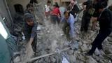 Yemen: Liên quân Ả-rập không kích trụ sở cảnh sát, 25 người chết