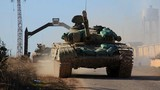 Quân đội Syria tiếp tục đà thắng chẻ tre ở Aleppo
