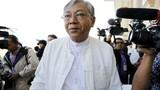 Ông Htin Kyaw đắc cử tân Tổng thống Myanmar