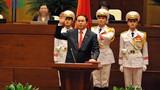 Báo Nhật đăng tin ông Trần Đại Quang được bầu Chủ tịch nước