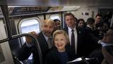 Chùm ảnh vận động tranh cử tổng thống Mỹ ở New York