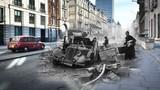 """Cuộc không kích """"Tia chớp"""": London ngày ấy – bây giờ"""