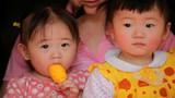 Những gương mặt hồn nhiên của trẻ em Triều Tiên