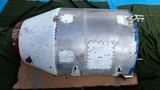 Ảnh vật thể nghi tên lửa Triều Tiên dạt vào bờ biển Nhật